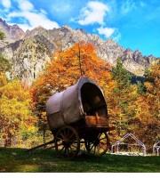Золотая осень в Цее